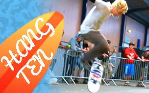 Hang Ten – Game of Skate