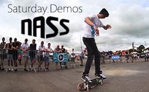 NASS 2014 Saturday