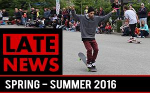 LateNews: Summer 2016