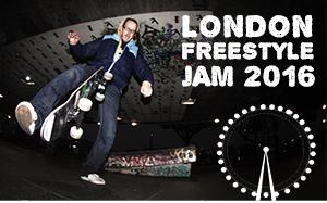 London Freestyle Jam 2016