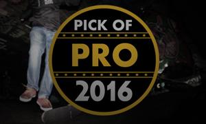 Pick of 2016 – Professionals