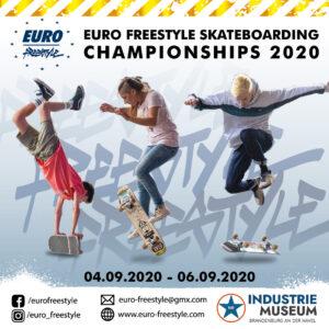 Euro Freestyle 2020 Flyer